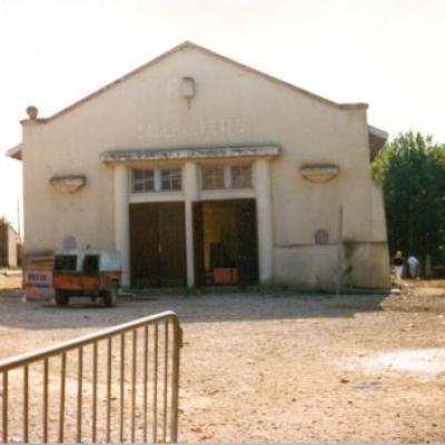 Salle des fêtes en 1990