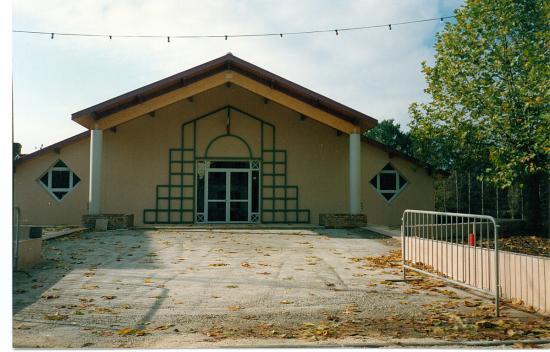 Nouvelle salle en 1991