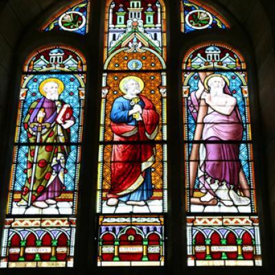 St Christophe de Baron