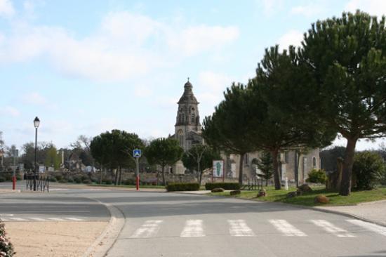 Centre du village
