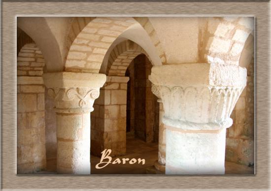 Carte de  Baron