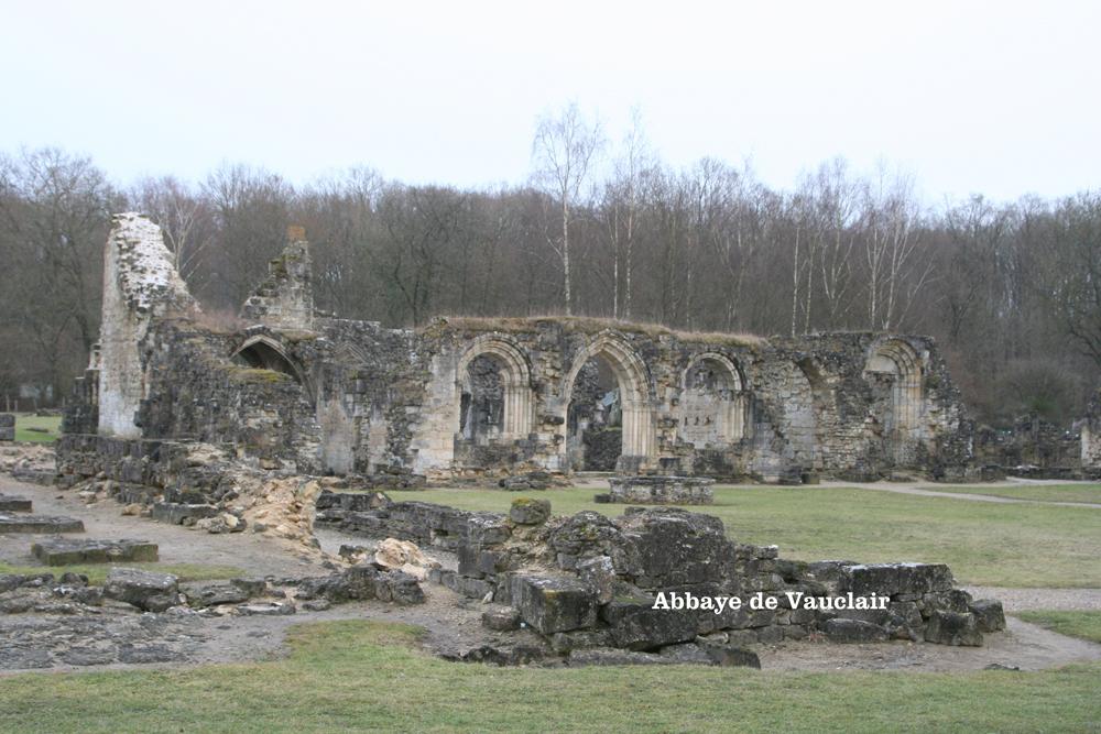 Abbaye de vauclair 3